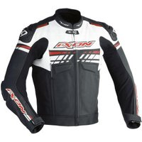 IXON Exocet Jacket black/white/red