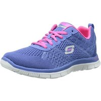Skechers Flex Appeal Obvious Choice periwinkle/pink
