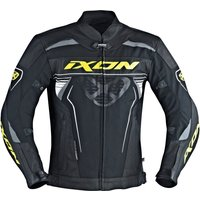 IXON Frantic Jacket black/white/yellow