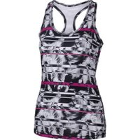 Puma Training Women Essential Layer Graphic Tank-Top black/knockout pink