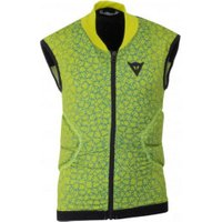 Dainese Flexagon Waistcoat kid yellow