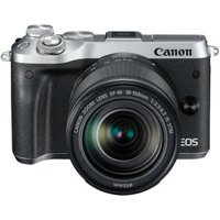 Canon EOS M6 Kit 18-150mm Silver