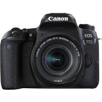Canon EOS 77D Kit 18-55mm