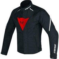 Dainese Laguna Seca D1 D-Dry Jacket black/red/white