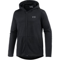 Under Armour Men Hoodie UA Threadborne black