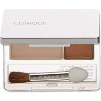 Clinique All About Eyeshadow Duo - 01 Like Mink New (2,2g)