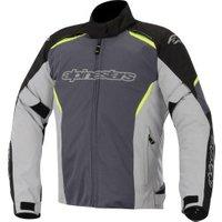Alpinestars Gunner Waterproof Jacket 2015 gey/black/yellow