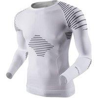 X-Bionic Invent Man Shirt white/black