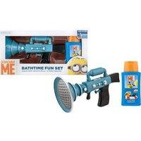 MK Illumination Minions Bathtime Fun Set
