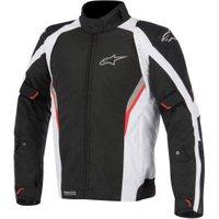 Alpinestars Megaton Drystar Jacket black/white/red