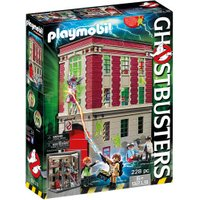Playmobil Ghostbusters - Fire Headquarters (9219)