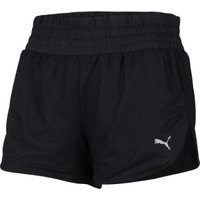 Puma Active Training Women Mesh Shorts black