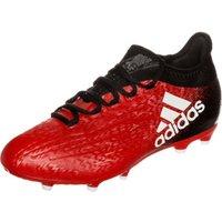 Adidas X 16.1 FG Jr red/footwear white/core black