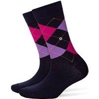 Burlington Uniforms Women's socks Queen dunkelblue (22040-6120)