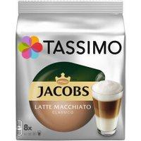 Tassimo Jacobs Latte Macchiato x8