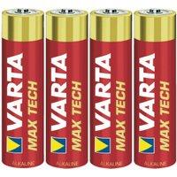 Varta Max Tech 4x AAA (4703)