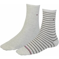 Tommy Hilfiger Business Socks striped beige (443015001-360)