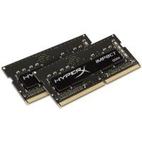 Kingston HyperX Impact 8GB Kit DDR4-2133 CL13 (HX421S13IBK2/8)