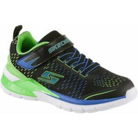 Skechers Lava Arc black/blue/lime