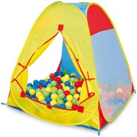 The Toy Company OA Tent with 100 balls