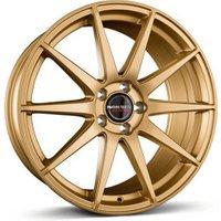 Borbet GTX (8.5x19) gold matt