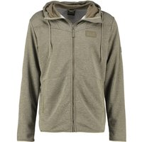 Jack Wolfskin Tongari Hooded Jacket Men burnt olive