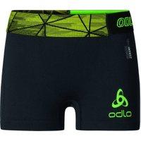 Odlo Ceramicool Seamless Shorts Men black/yellow