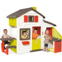 Smoby Friends House Playhouse with Kitchen