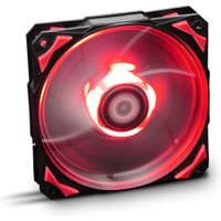 Nox Coolfan 120 LED red