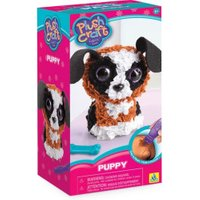 The Orb Factory PlushCraft 3D Puppy