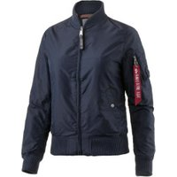 Alpha Industries MA-1 TT Wmn rep.blue
