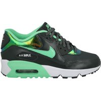 Nike Air Max 90 SE Leather anthracite/pure platinum/white/green glow