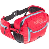 Evoc Hip Pack Race red/neon blue