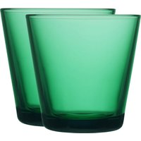iittala Kartio Emerald Drinking Glass 210 ml