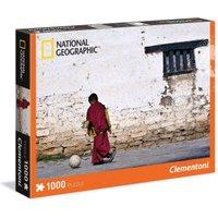 Clementoni Young Buddhist Monk - 1000 pcs - National Geographic