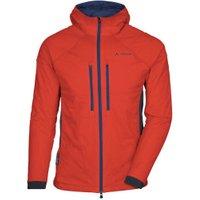 VAUDE Men's Bormio Jacket lava