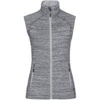 VAUDE Women's Rienza Vest II grey-melange