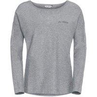 VAUDE Women's Termoli LS Shirt grey-melange