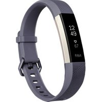 Fitbit alta HR blue/grey S