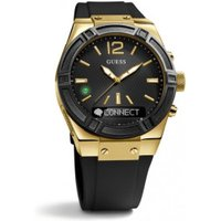 Guess Connect 41mm black & gold (C0002M3)