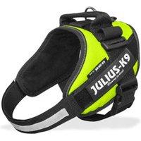 Julius K-9 Harness IDC Power 0 - Neon Green