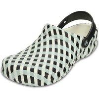 Crocs Bistro Gingham white/black