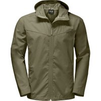 Jack Wolfskin Amber Road Jacket Men burnt olive