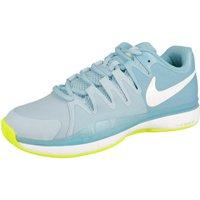 Nike Zoom Vapor 9.5 Tour Clay Women polarized blue/still blue/volt/white