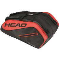 Head Tour Team Monstercombi 12R black/red (283437)