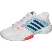 Adidas Barricade Club Carpet Women footwear white/unity blue/flash red