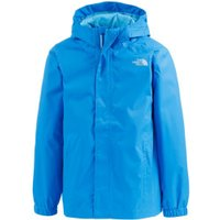 The North Face Boys' Reflective Resolve Jacket clear lake blue
