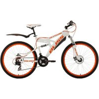 KS Cycling Bliss white-orange