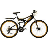 KS Cycling Bliss black-orange
