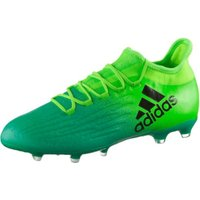 Adidas X 16.2 FG Men solar green/core black/core green